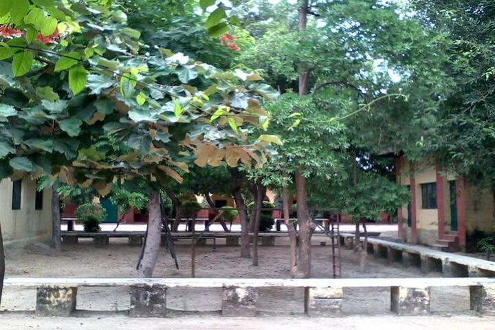 S S Public School-Campus