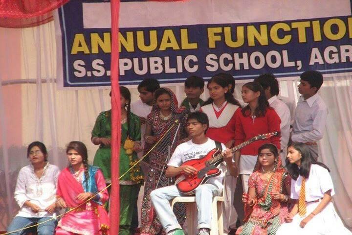 S S Public School-Group Singing