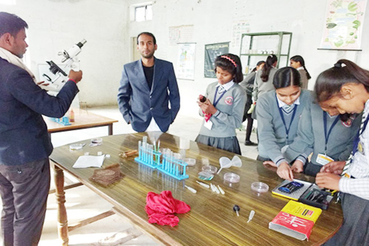 S V Children School-Chemistry Lab