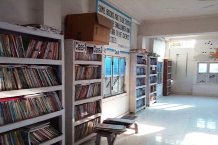 Sah Educational- Library