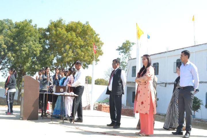 S G Public School-Event