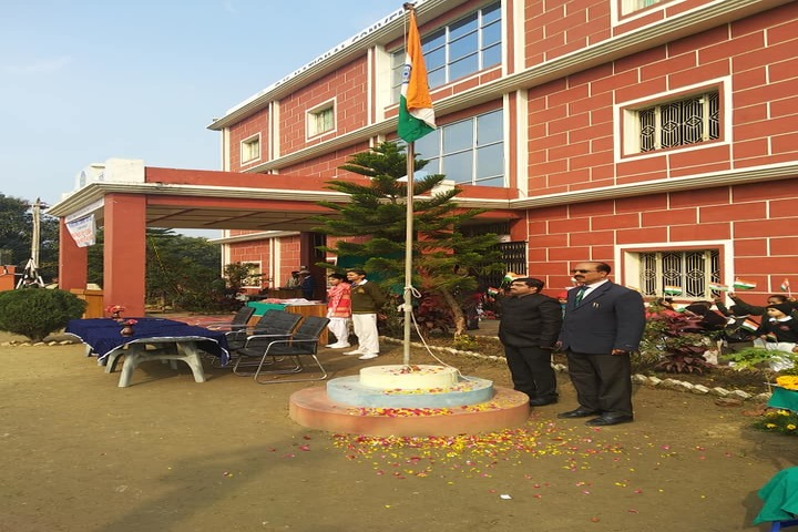 S K National Convent School-Republic Day