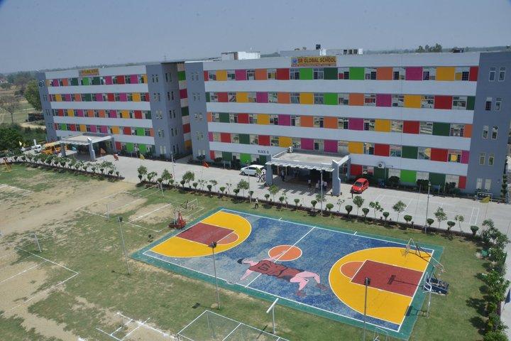 S R Global School- Campus