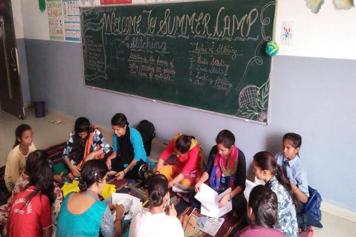 S R Global School- Summer camp