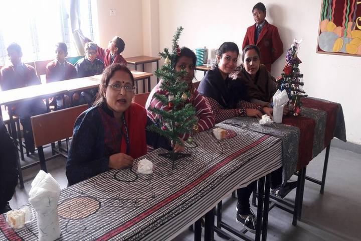 S D College-Christmas Celebrations