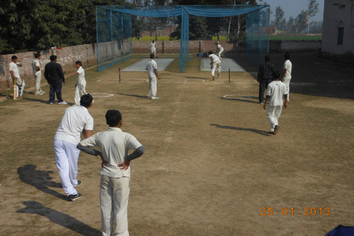 SDS Convent School- Cricket Academy