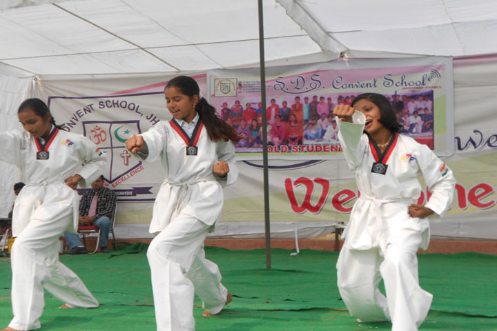 SDS Convent School- Martial Arts