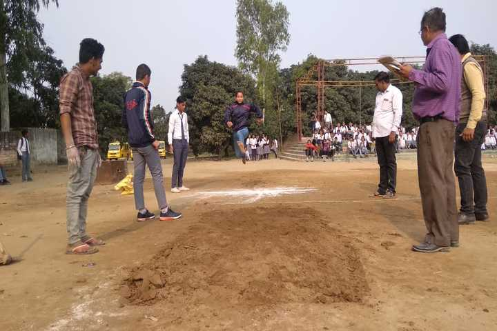 SDS Convent School-Playground