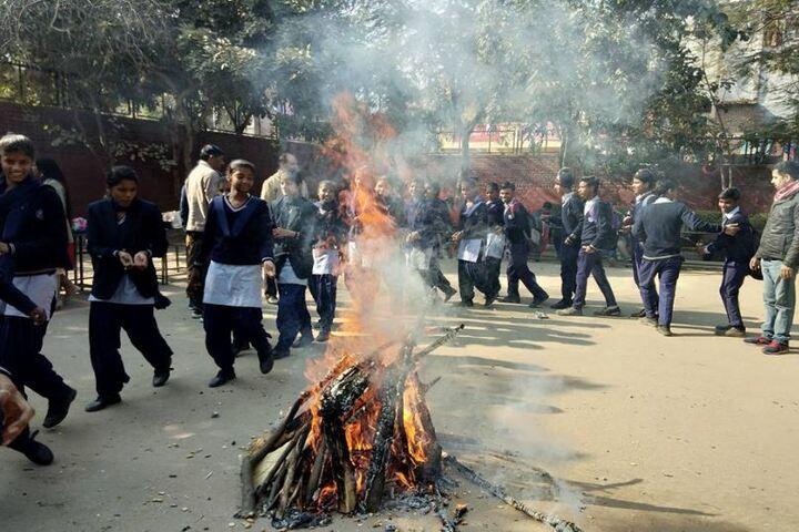 Government High School- Festival Celebrations