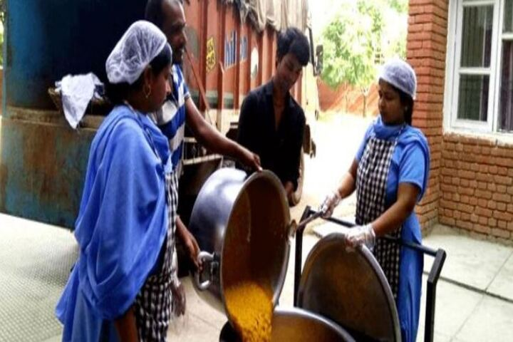 Government High School-Mid Day Meal