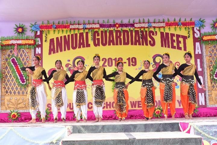 SJS Public School-Annual Guardians Day