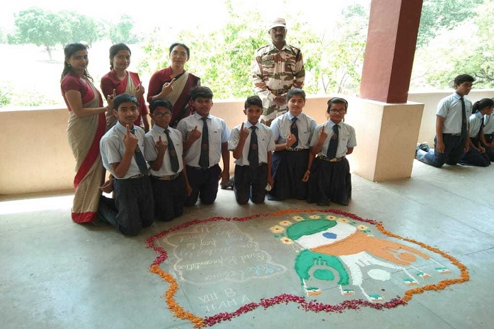 SJS Public School-Independence Day Celebration