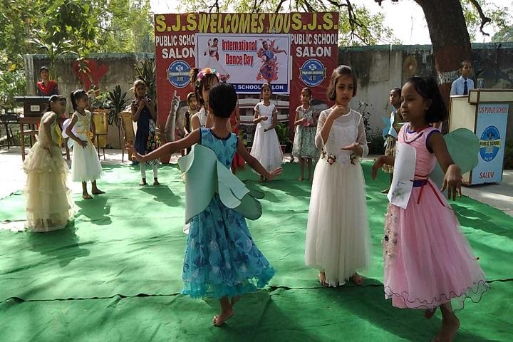 SJS Public School-International Dance Day