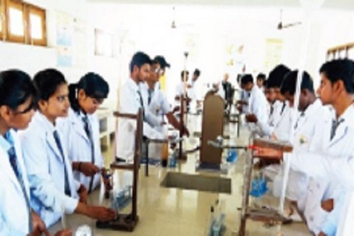 SJS Public School-Laboratory