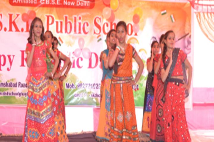 SKD Public School- Annual day