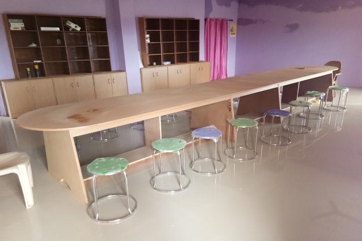 SKD Public School- Dining hall