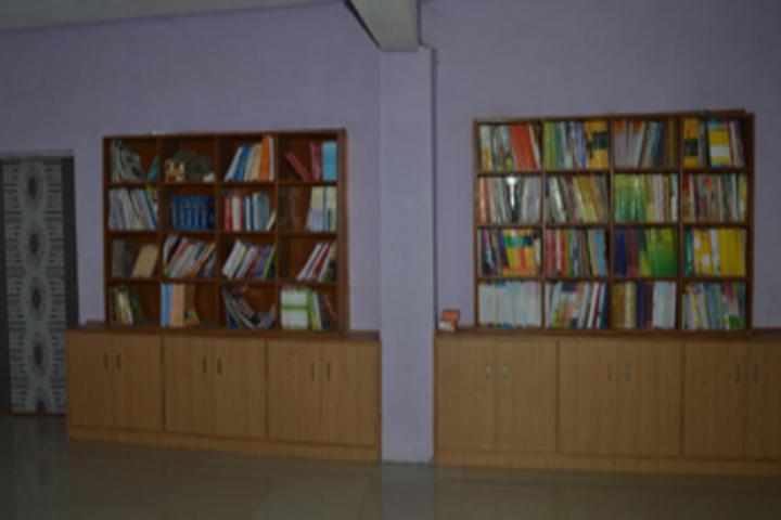 SKD Public School- Library