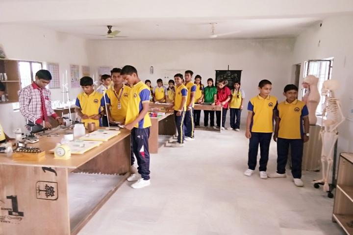 SKD Public School-Lab