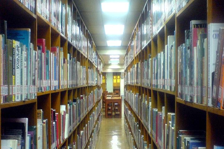 S M Public School- Library