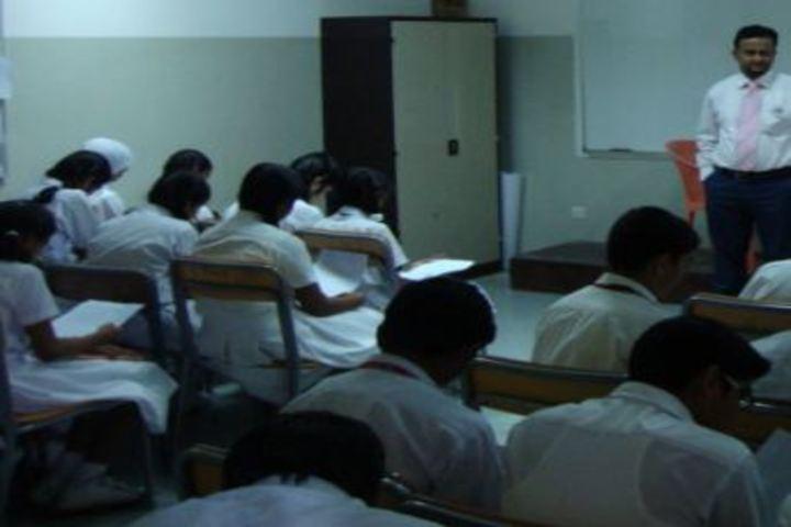 S M Public School- Workshop