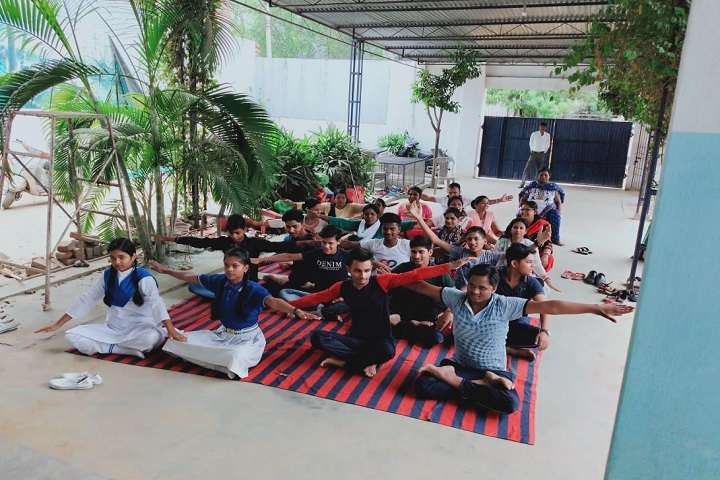 SNSS Academy-International Yoga Day