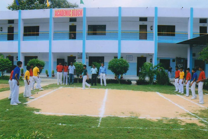 SNSS Academy-Kabaddi Playing
