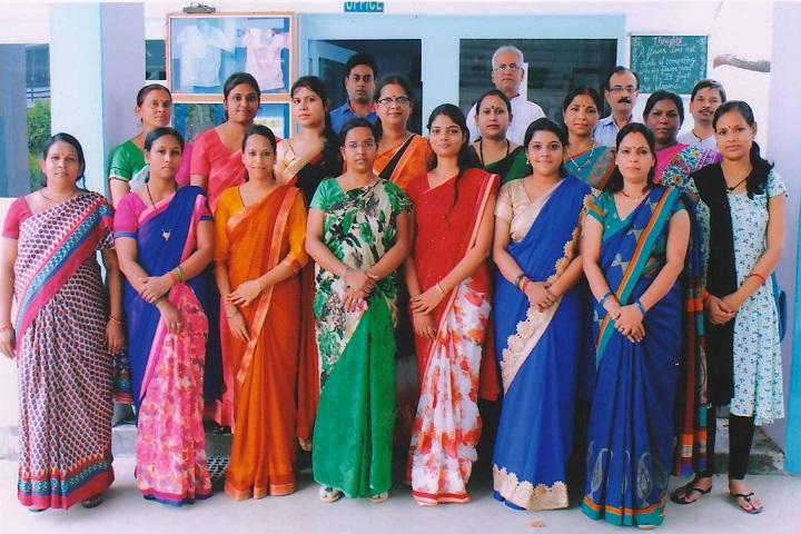 SNSS Academy-Staff
