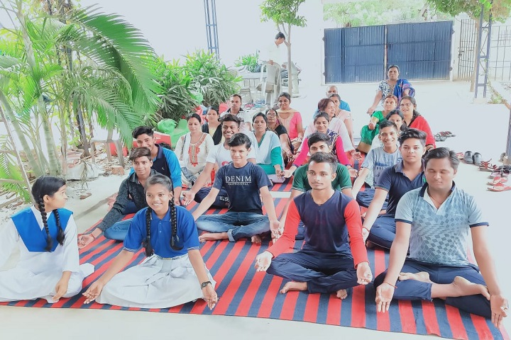 SNSS Academy-Yoga Day