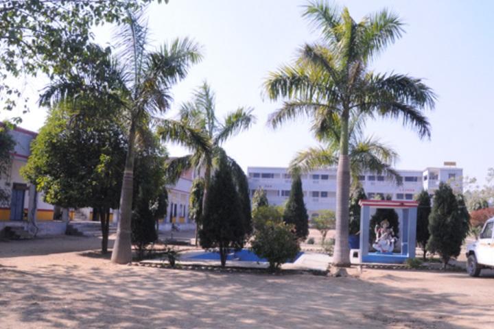 SP Convent Residential Public School-School Campus