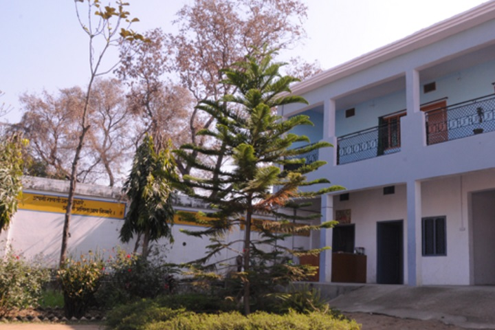 SP Convent Residential Public School-School building