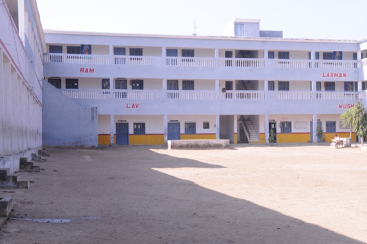 SP Convent Residential Public School-Inside School building