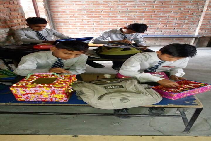 S R Public School-Activity Room