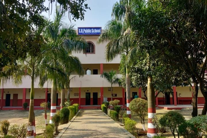 S R Public School-Campus