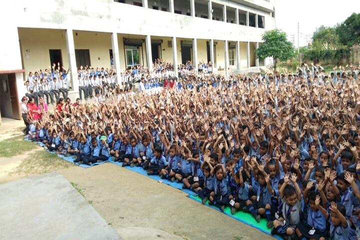 S R Public School-Childrens Day