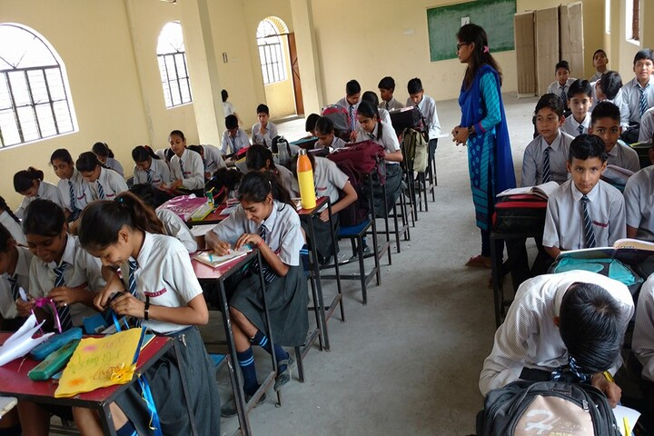 S R Public School-Classroom