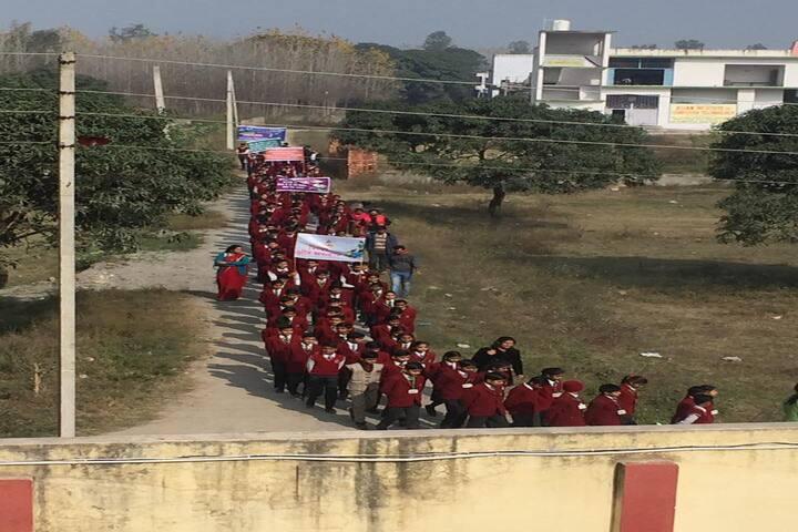S R Public School-Rally