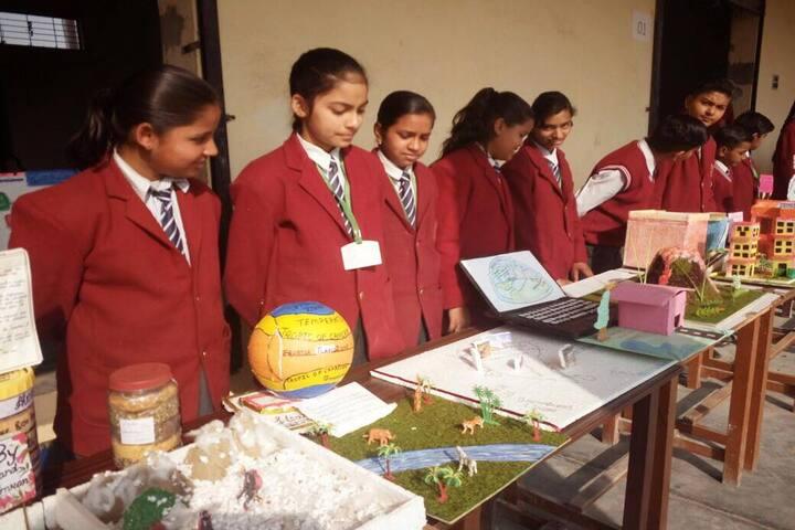 S R Public School-School Exhibition