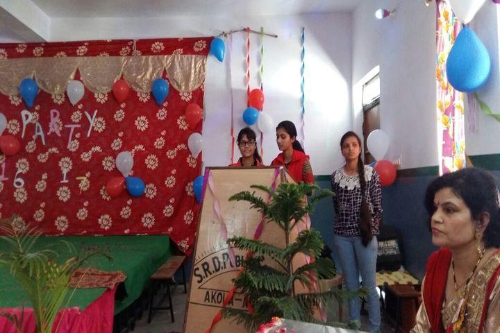 S R D Public Senior Secondary School- Event1