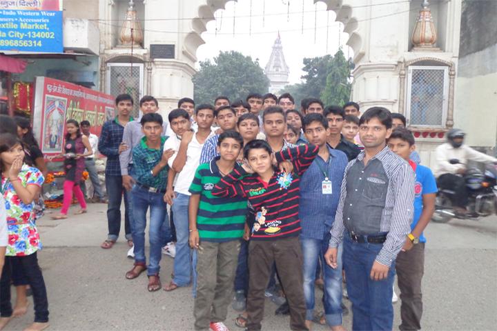 S R D Public Senior Secondary School- Excursion