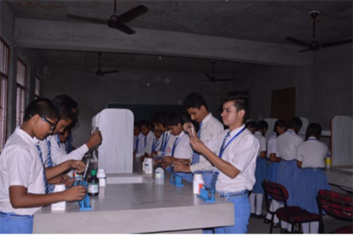 S S Bajwa Modern Academy- Chemistry lab