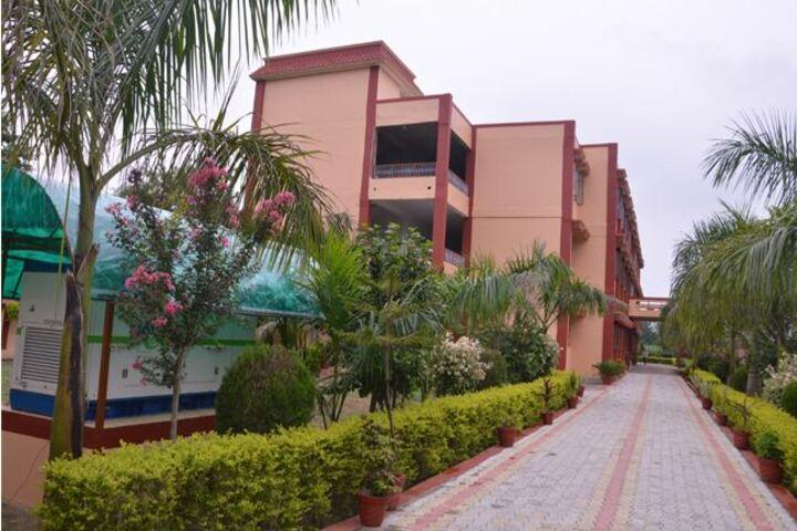 S S Bajwa Modern Academy- School Campus