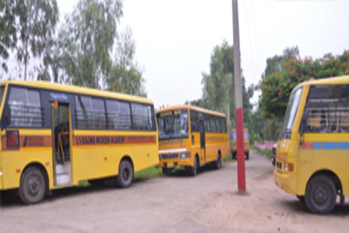 S S Bajwa Modern Academy- Transport