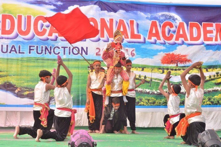S S D Educational Academy- Annual Day