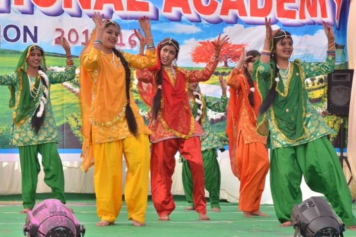 S S D Educational Academy- Dance