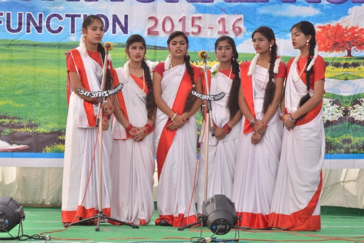 S S D Educational Academy- Singing