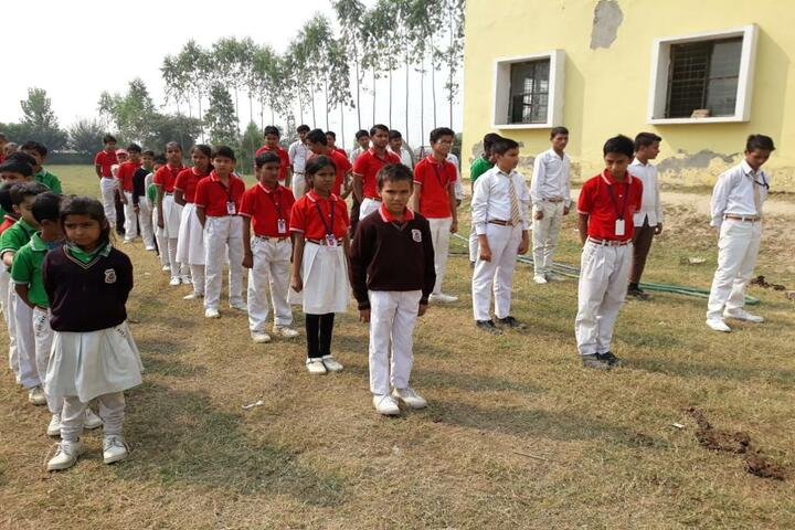 S S S Gurukul School- Assembly
