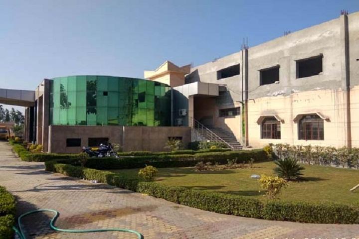S V Public Junior High School-Campus View