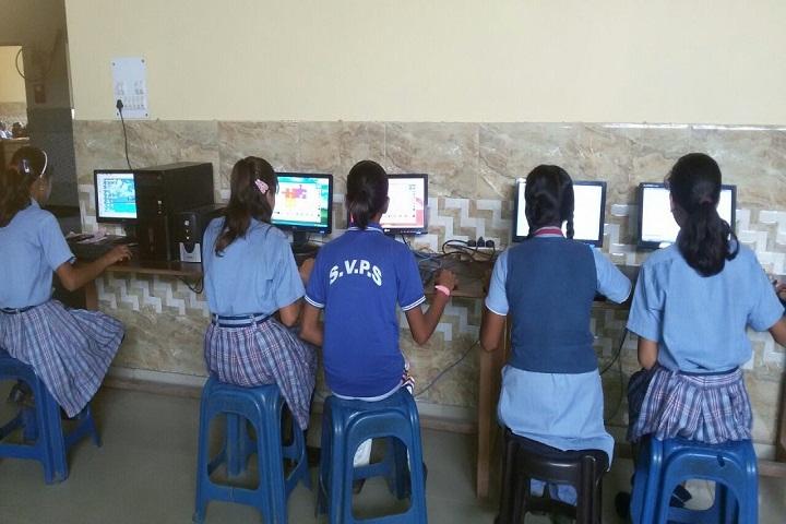 S V Public Junior High School-Computer Lab