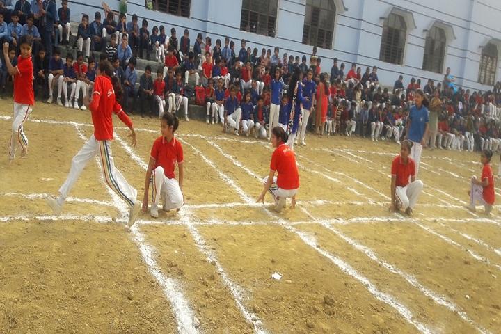 S V Public Junior High School-Sports