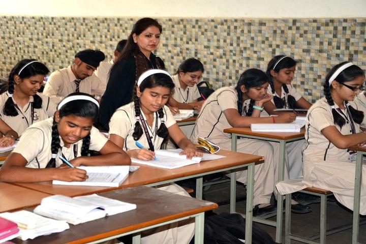 Sachdeva Millennium School- Classroom